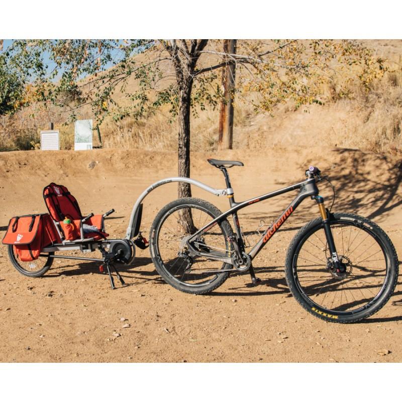 Jednostopý vozík za kolo WeeHoo Venture