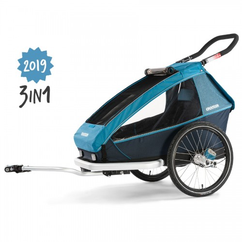 Cyklovozík CROOZER Kid PLUS for 1 2019