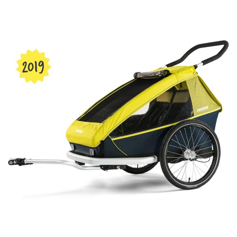 Dětský vozík CROOZER Kid for 2 2019