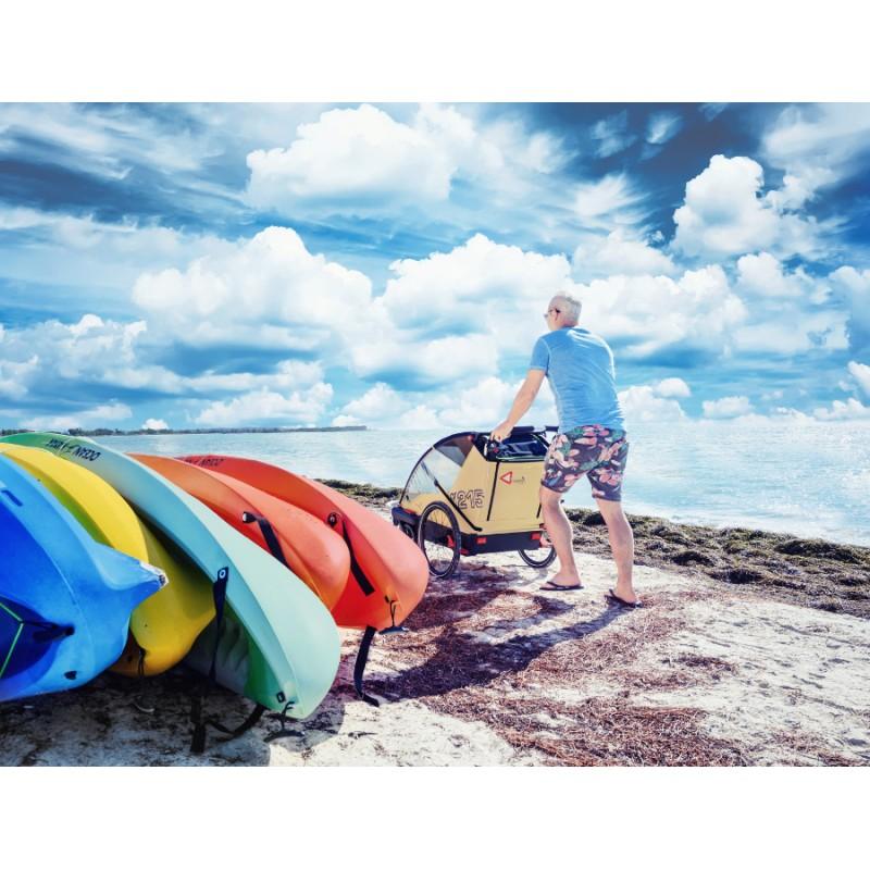 Leggero Vento Active Surf béžový