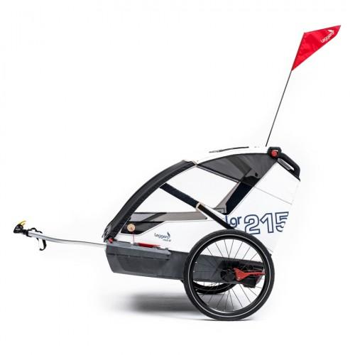 LEGGERO Vento Pure bílý vozík pro psa
