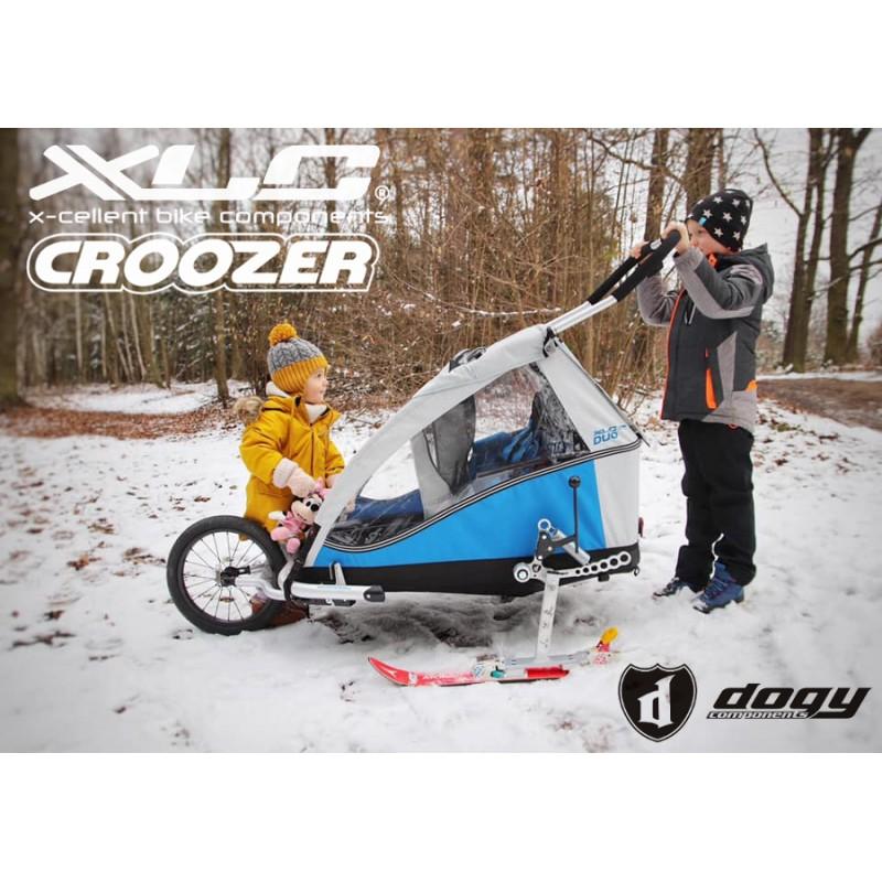 Lyžařský ski set CROOZER a XLC