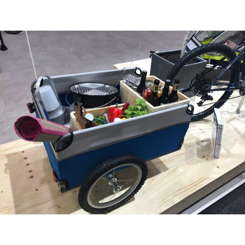 Nákladní vozík za kolo XLC Carry Van Cargo