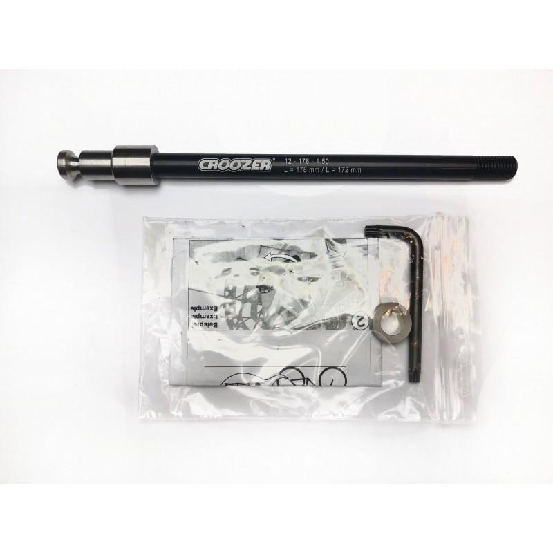 Adaptér pevné osy THULE Shimano 12mm/172-178  XL (1.5)