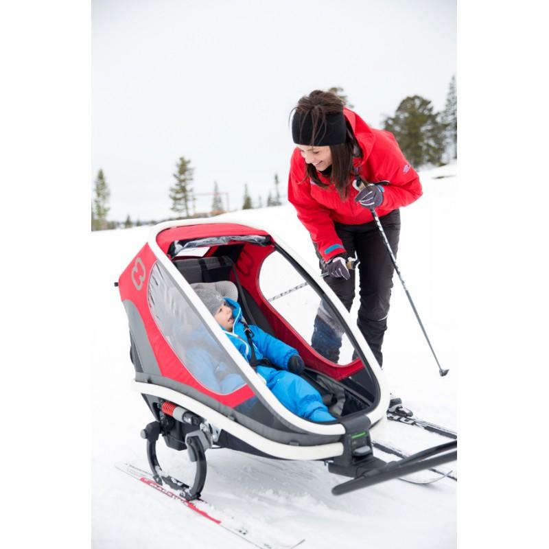 Hamax OUTBACK lyžařský a crosscountry set