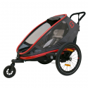 Hamax Outback ONE Grey-Red 2020