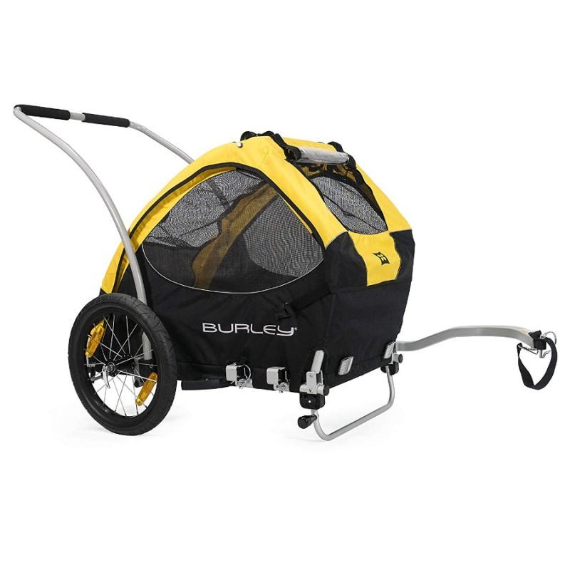 Stojánek pro vozík za kolo pro psy Burley Wagon Dog