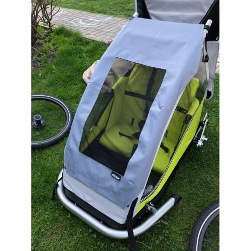 Prachová síťka DOGY pro vozíky XLC by Croozer