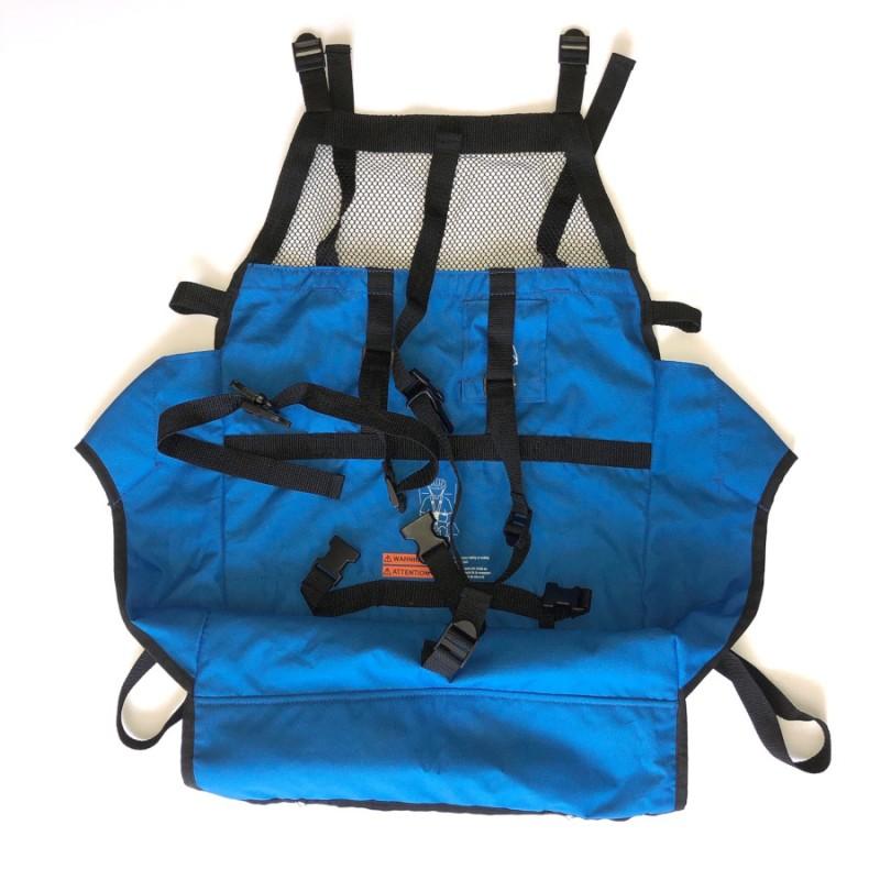 Náhradní potah sedačky XLC MONO modrý