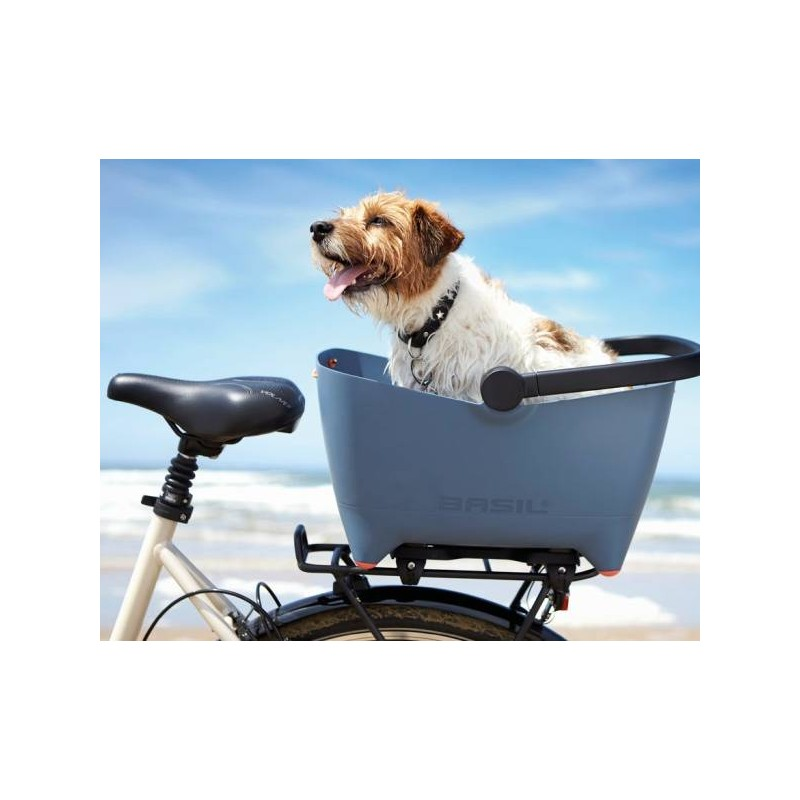 Košík na psa na kolo Basil Buddy Dog