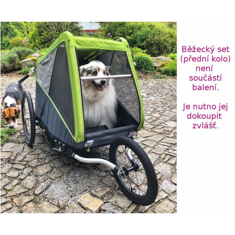 Běžecký set pro vozík  CROOZER DOG XL