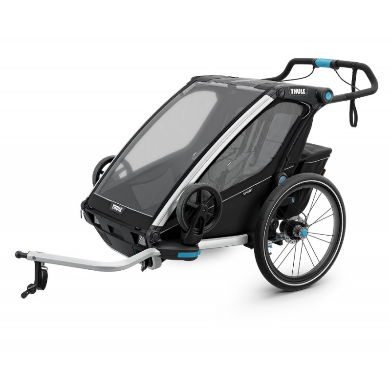 Thule Chariot Sport 2 Black limitovaná edice