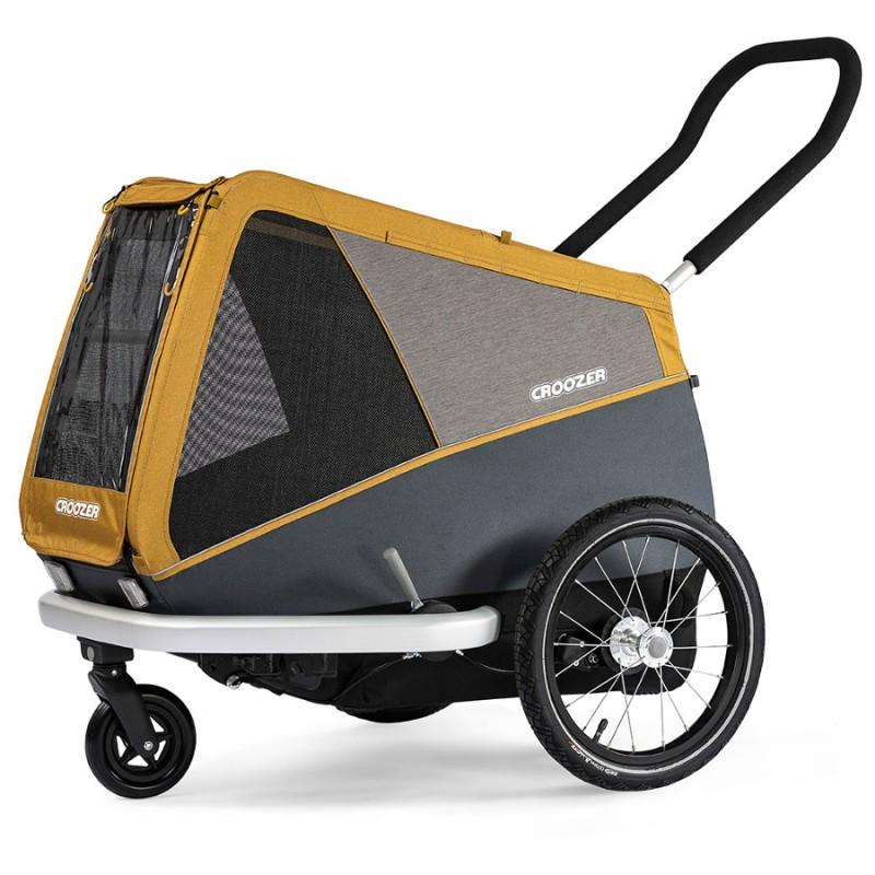 Kočárkový set pro vozík za kolo pro psa Croozer DOG L