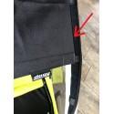 Upínací systém na textilie pro XLC a Croozer