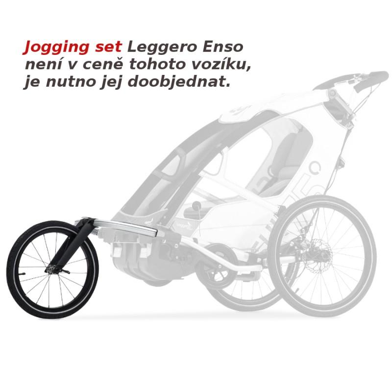 Jogging set - běžecký set - Leggero Enso béžový