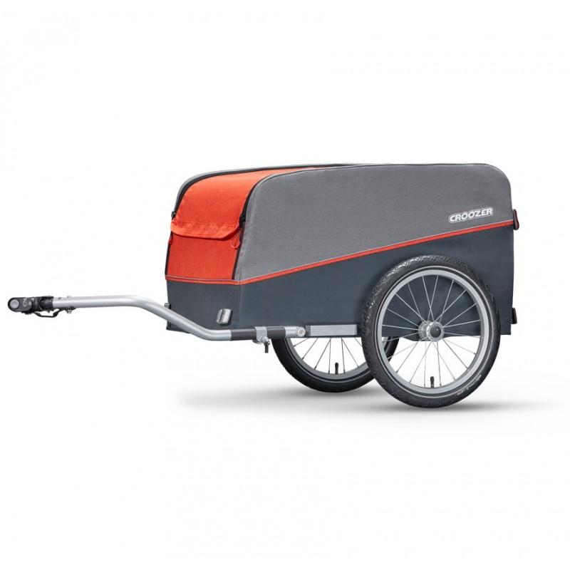 Nákladní vozík za kolo Croozer Cargo L Pakko Red