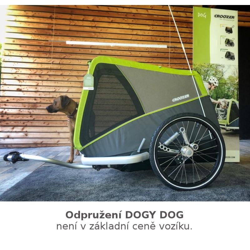 Cyklo vozík pro psy CROOZER DOG XL Jokke