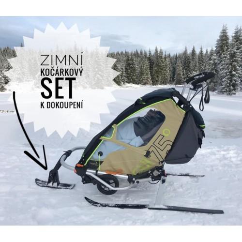 Zimní kočárkový set pro Leggero Enso