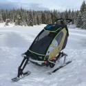 Zimní zadní ski set Leggero