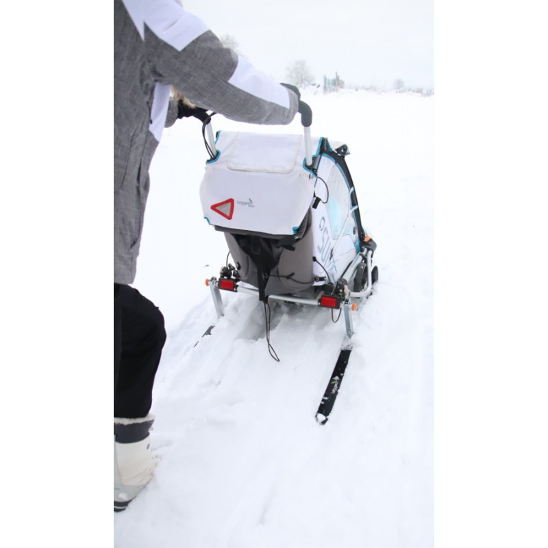 Zimní přední kočárkový set pro Leggero Enso