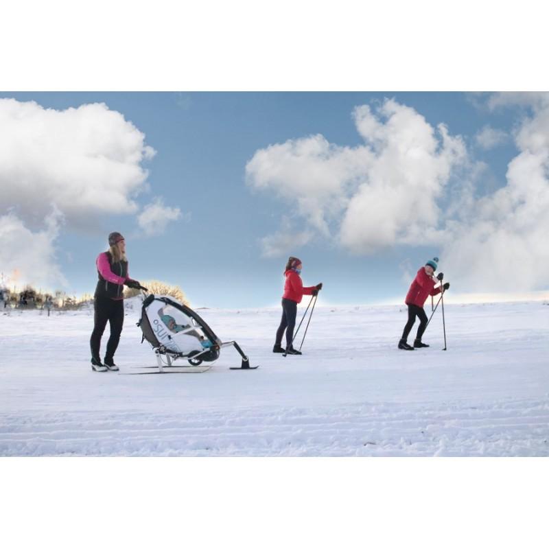 Leggero Enso sail se ski setem