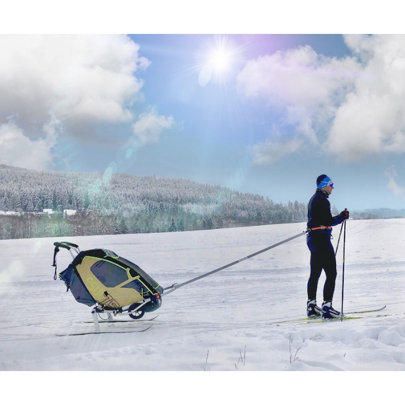 SKI lyžařský set Leggero Enso