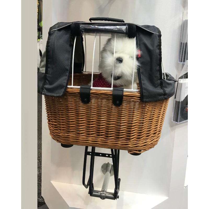 KlickFIX Doggy koš na kolo na psa