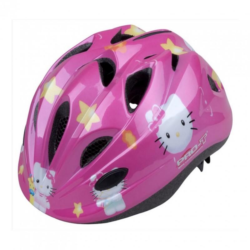 Dětská cyklo přilba Hello Kitty Toledo M 2020
