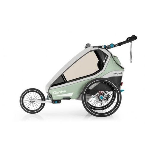 Vozík Qeridoo Kidgoo2 Pro 2021 mint