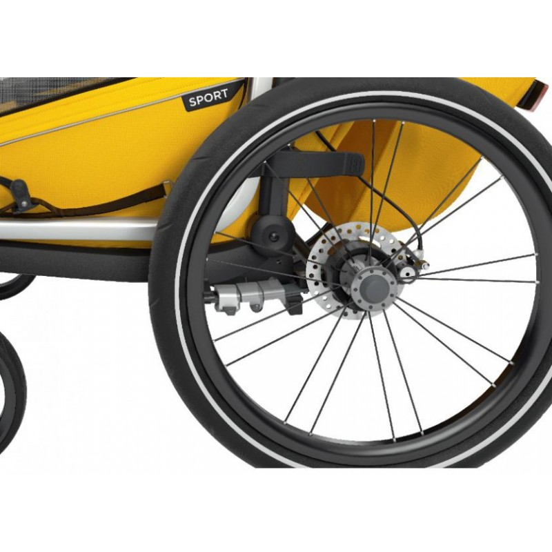 Thule Chariot Sport 1 Spectra Yellow