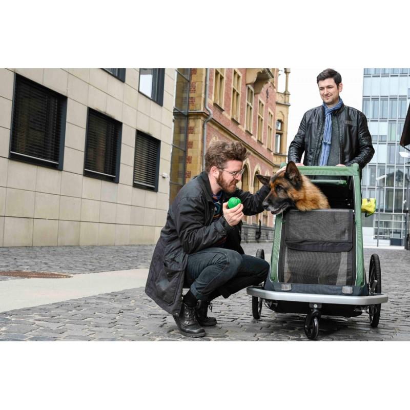 Croozer Dog Bruuno XXL největší vozík za kolo pro psy