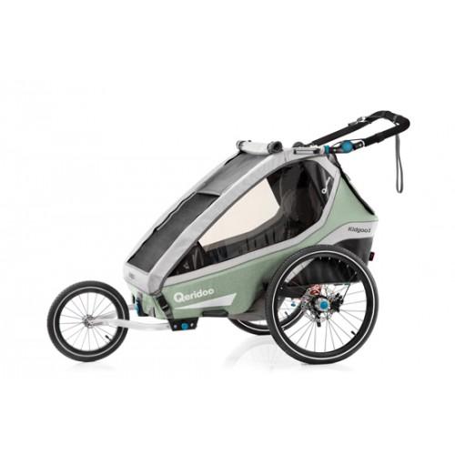 Vozík Qeridoo Kidgoo1 Pro Mint