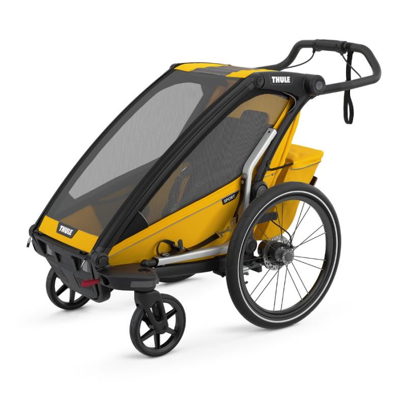 Thule Chariot Sport 1 Spectra Yellow - kočárek