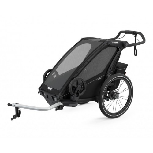 Thule Chariot Sport 1 Midnight Black
