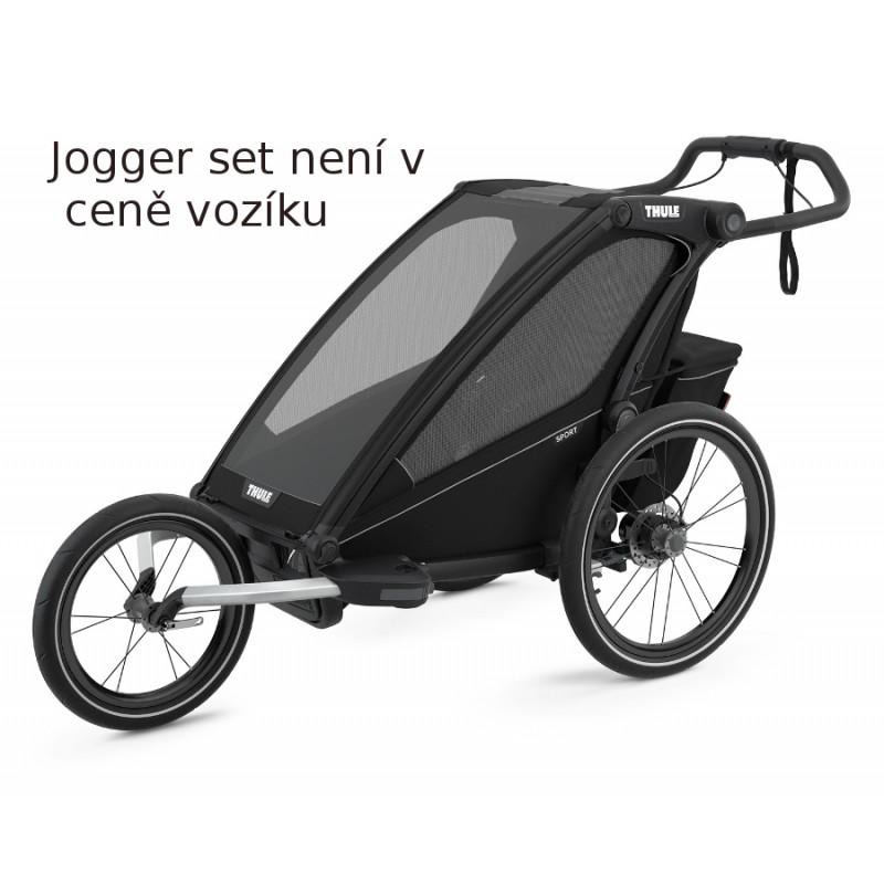 Vozík za kolo Thule Chariot Sport 1 Midnight Black