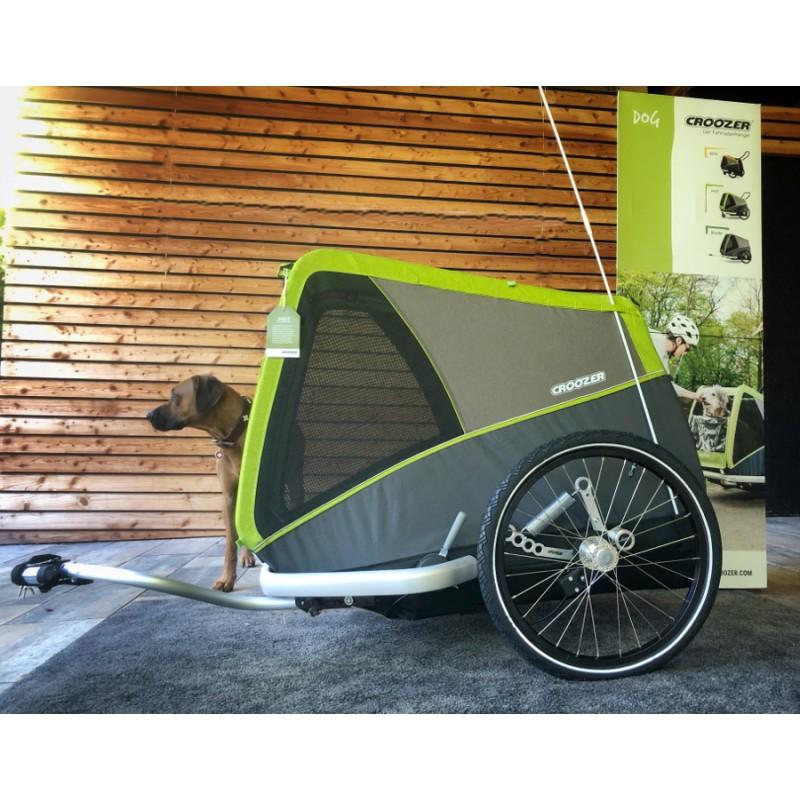 Odpružený vozík pro psy CROOZER DOG XL Jokke