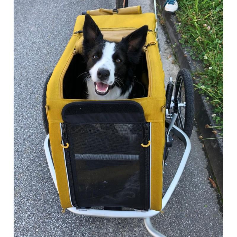 Cyklovozík CROOZER DOG L pro malého psa