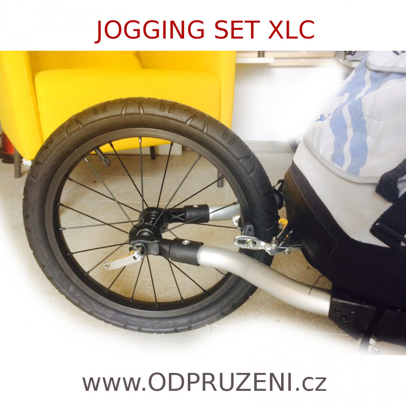 Běžecký joggingový set pro XLC by CROOZER