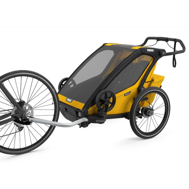 Thule Chariot Sport 2 Spectra Yellow cyklo