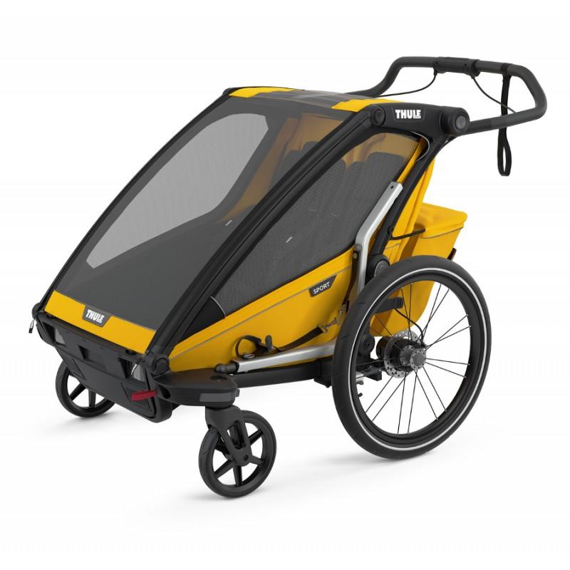 Thule Chariot Sport 2 Spectra Yellow kočárek
