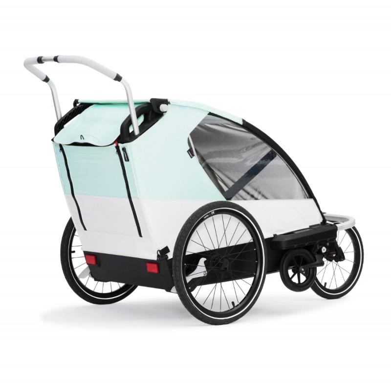 Vozík za kolo Leggero Vento Active 2021