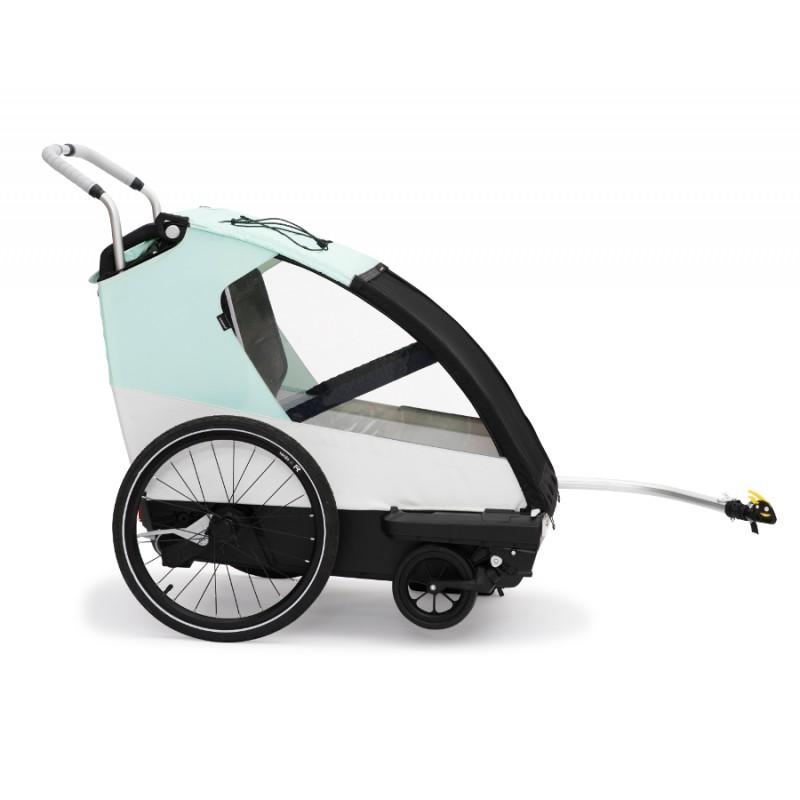 Vozík za kolo Leggero Vento Family 2021