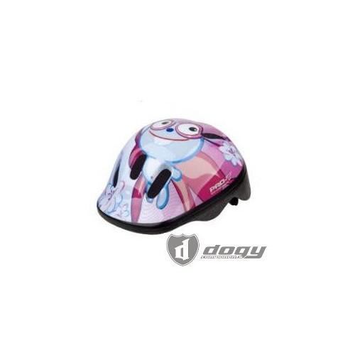 Dětská přilba fialová Pro-T Fafe Motýl XS 2020