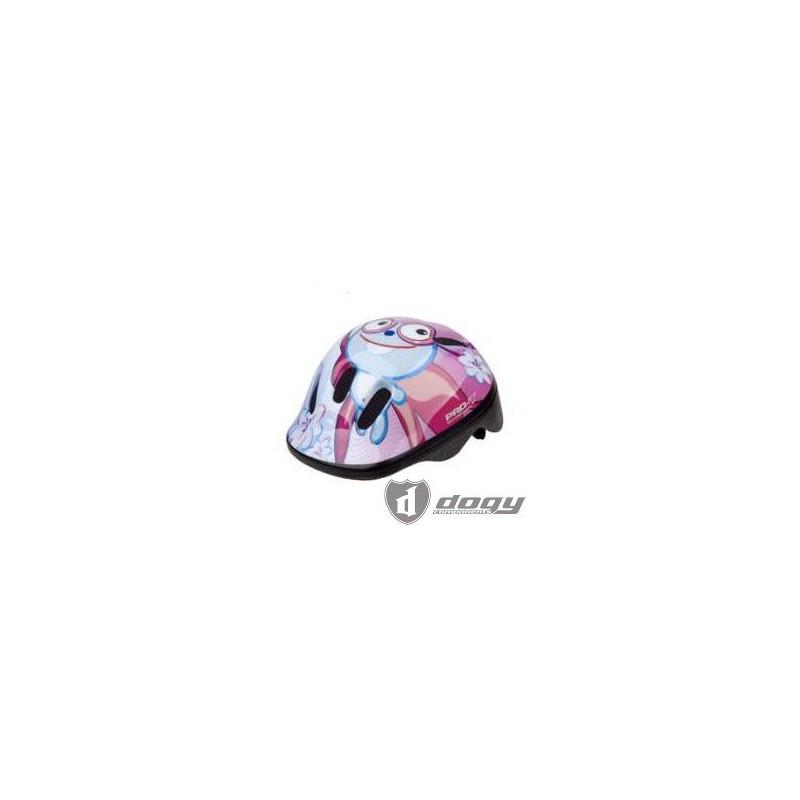 Dětská přilba fialová Pro-T Fafe Motýl XS 2018