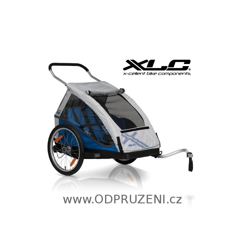 XLC by Croozer MONO blue Plus 2016