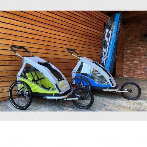 XLC by CROOZER vozíky za kolo
